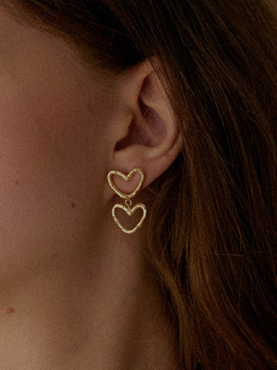 love story earring