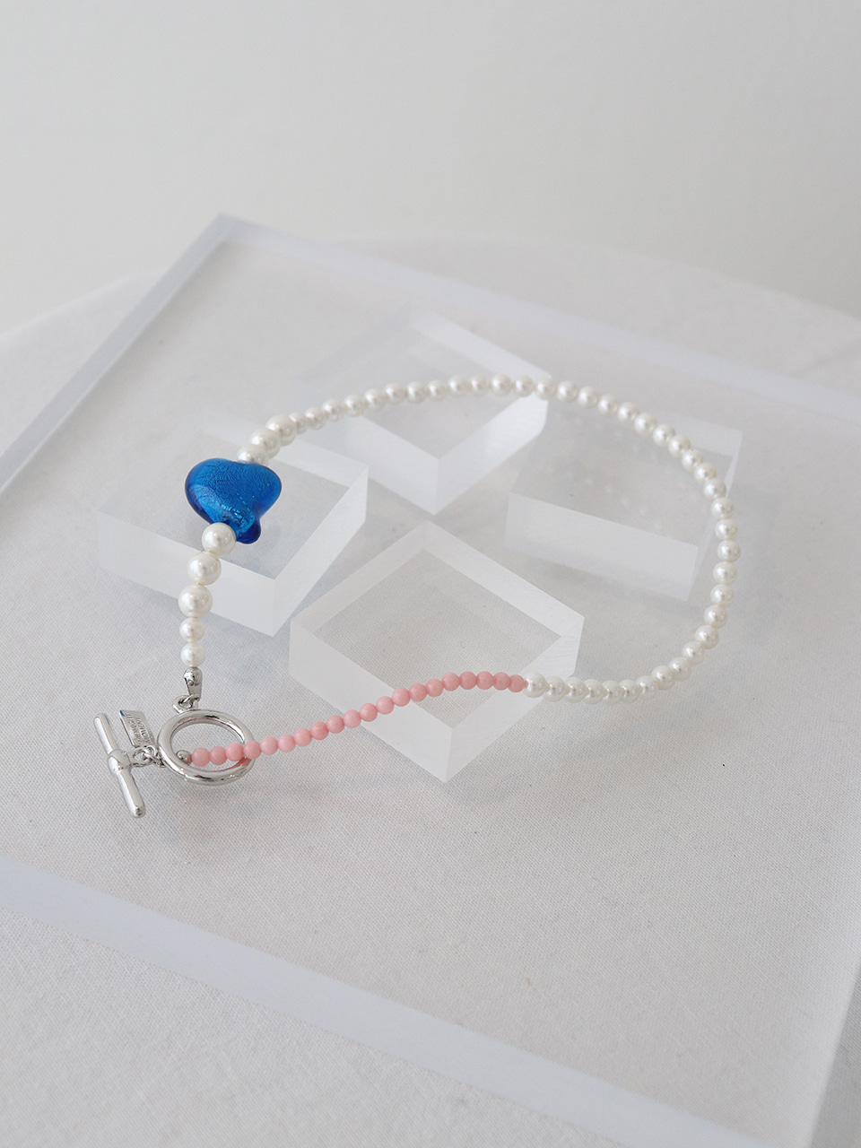 bluelove necklace