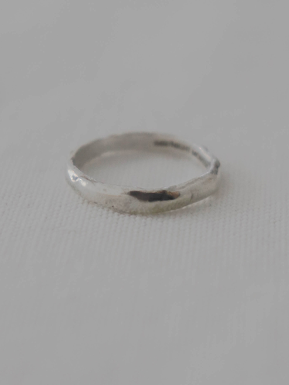 layered line ring