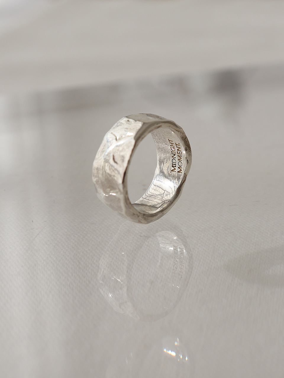 dona ring - silver