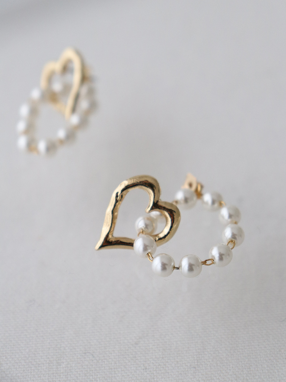 connect love earring