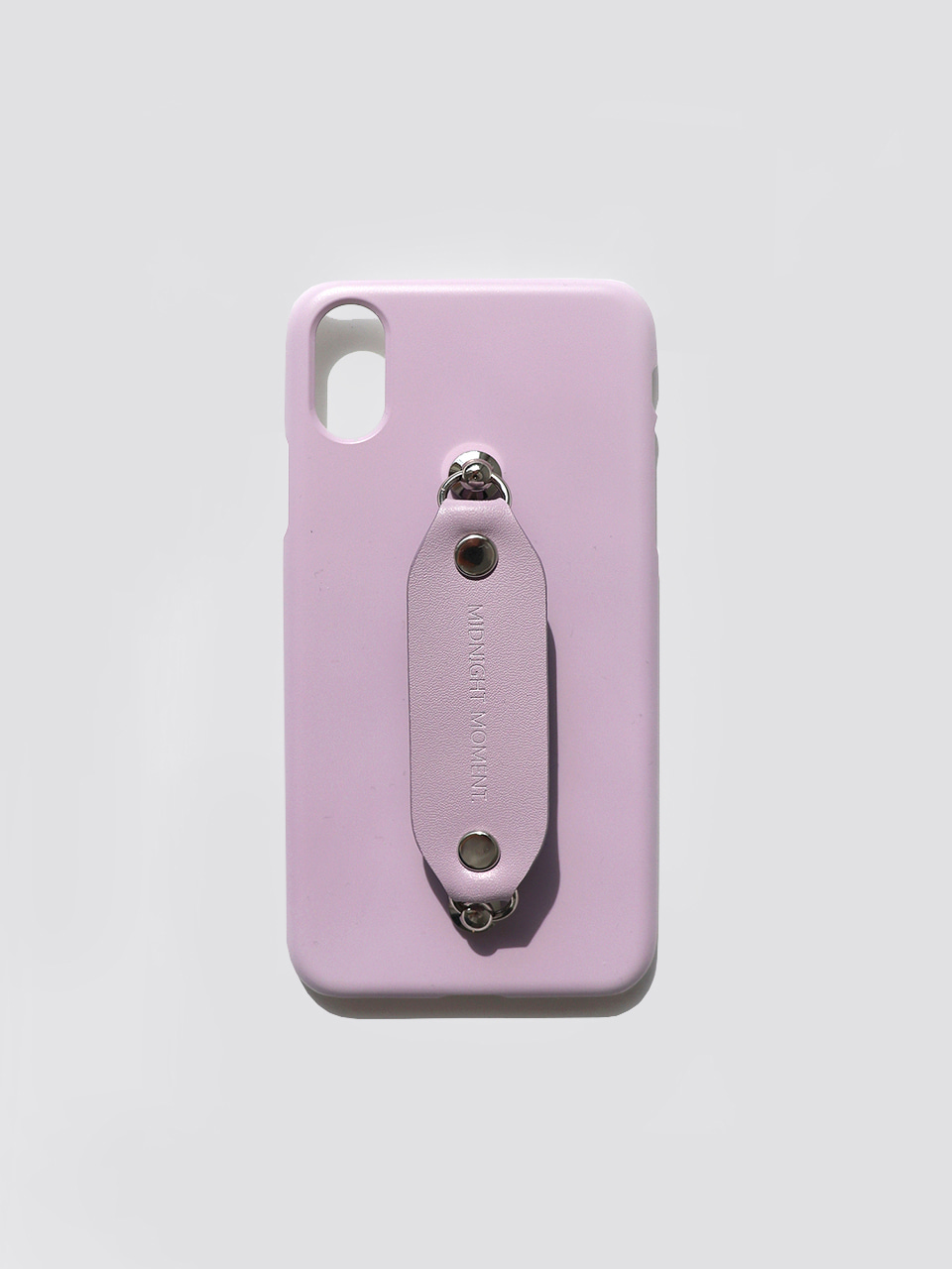 leather grip case lightpurple