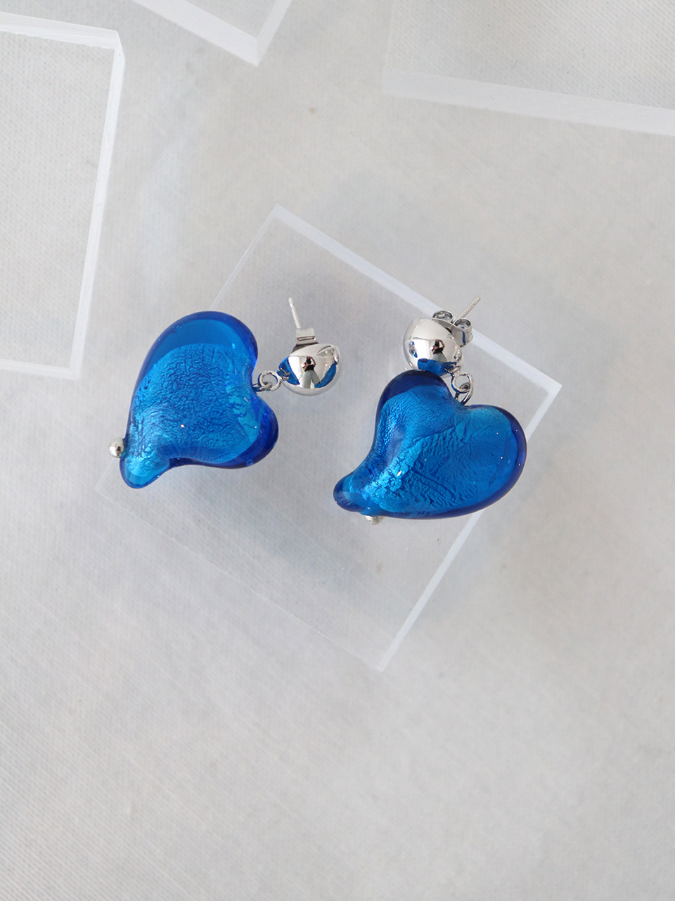 [limited] bluelove earring
